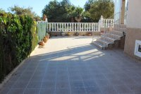 Realistically priced semi with private pool (needs refurbishing), ample outside space (19)