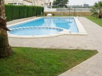 Realistically priced semi with private pool (needs refurbishing), ample outside space (1)