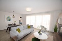 Stunning apartment with all white goods, communal pool, playground and gym (5)
