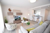 Stunning apartment with all white goods, communal pool, playground and gym (6)