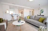 Stunning apartment with all white goods, communal pool, playground and gym (7)