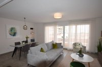 Stunning apartment with all white goods, communal pool, playground and gym (11)