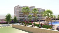 Stunning apartment with all white goods, communal pool, playground and gym (18)