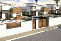 Detached 3 bed, 2 bath villas with a private pool, garden and a spacious solarium close to all amenities (17)