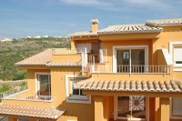 2 bed semi-detached apartments with communal pool  (1)