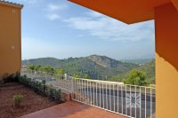 2 bed semi-detached apartments with communal pool  (13)