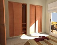 2 bed semi-detached apartments with communal pool  (7)