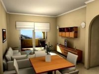 2 bed semi-detached apartments with communal pool  (4)