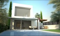 Walkable 400m to beach! Community of 8 independent villas with room for a private pool. (4)