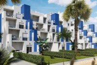Front line golf -2 bedroom/1 bathroom apartments with communal pool  (0)