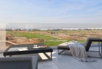 Front line golf -2 bedroom/1 bathroom apartments with communal pool  (2)