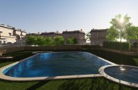 Luxury new complex of 2 bed and 2 bath apartments with 2 communal pools, SPA, JACUZZI and GYM (1)