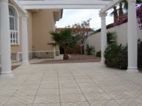 Superb detached part furnished villa with private pool and large games room (16)