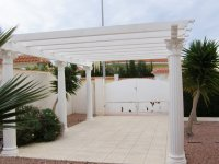 Superb detached part furnished villa with private pool and large games room (17)