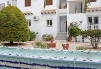 Well maintained ground floor apartment  with large communal pool, (12)