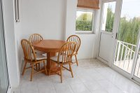 Well maintained ground floor apartment  with large communal pool, (2)