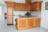 Well maintained ground floor apartment  with large communal pool, (6)