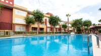 key ready Los Olivos apartments situated on the luxury golf resort of Hacienda del Alamo (14)