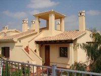Luxury 2 bed semi-detached villa on the prestigious 5* Hacienda Golf Resort  (0)