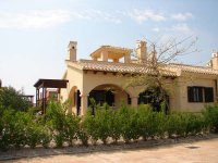 Luxury 2 bed semi-detached villa on the prestigious 5* Hacienda Golf Resort  (10)