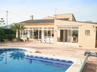 Stunning villa set in 2400 m2 plot with a private pool and a self-contained apartment (23)