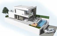 Beautiful villas with private pool overlooking 18 hole golf course
