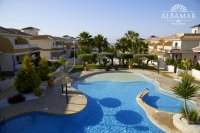 2 bed 1 bath town house on Res. Albamar a luxury gated development of apartments and townhouses with superb communal pools (8)