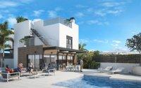 Modern detached villas with private pool at La Finca Golf resort (0)