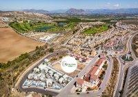 Modern detached villas with private pool at La Finca Golf resort (14)