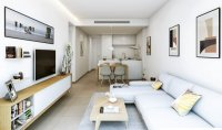 Modern apartment with lovely communal pool, parking and storage (1)