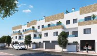 Modern town houses with communal pool and basement/garage option (25)