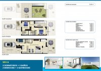 Modern town houses with communal pool and basement/garage option (22)