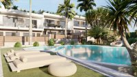 Town houses in the popular area of Los Balcones walkable to amenities (20)