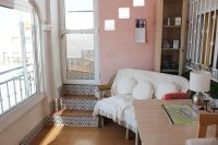 South facing, upstairs apartment with solarium on popular golf resort (11)