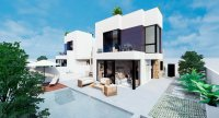 Stunning spacious villas with basement and private pool walkable to the beach (0)