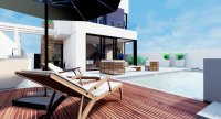 Stunning spacious villas with basement and private pool walkable to the beach (2)