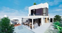 Stunning spacious villas with basement and private pool walkable to the beach (15)