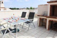 Well-presented apartment in the prestigious Albamar complex in Doña Pepa (15)