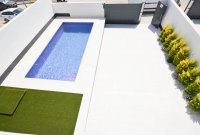 Semi detached villas with private pools walkable to amenities (1)