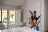 4 bedroom town houses with underbuild & communal pool within walking distance of the Mar Menor (12)