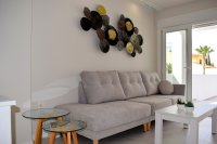 4 bedroom town houses with underbuild & communal pool within walking distance of the Mar Menor (11)