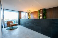 Modern apartments walkable to amenities. (11)