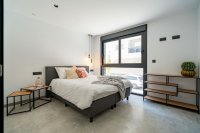 Modern apartments walkable to amenities. (9)