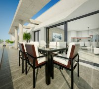 Modern apartments 150m from the beach with roof top pool (12)