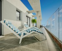 Modern apartments 150m from the beach with roof top pool (1)
