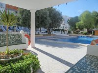 Well-presented apartment with large glazed terrace and communal pool (14)