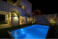 Stunning 3 bed villa with private pool and underground garage. (14)
