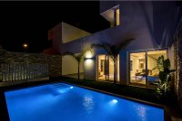Stunning 3 bed villa with private pool and underground garage. (15)