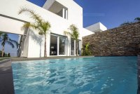 Stunning 3 bed villa with private pool and underground garage. (1)