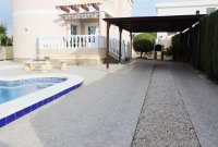 Immaculately presented villa with private pool and off-road parking (27)